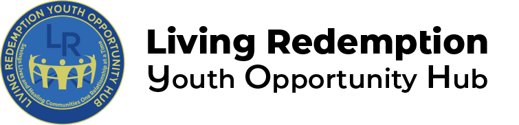 Living Redemption Youth Opportunity Hub | Main Logo