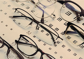 Eyeglasses on Eye Exam Sheet | Living Redemption Youth Opportunity Hub