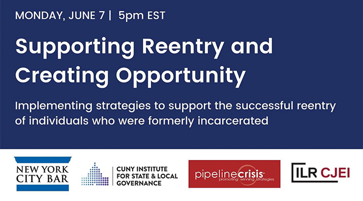 Supporting Reentry Opportunities | LRYOH